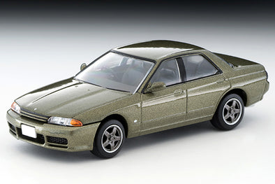 Tomica Limited Vintage Neo 1/64 Nissan Skyline (R32) Autech Version  #LV-N213a