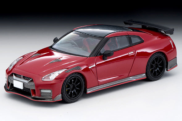 Tomica Limited Vintage NEO 1/64 Nissan GT-R Nismo 2020 (Red) - LV-N217b