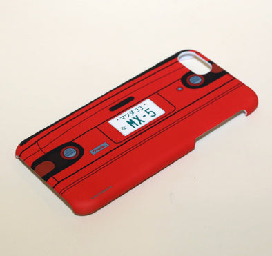 INITIAL P - JDM Collection MX-5 iPhone 7 Case