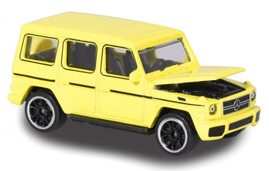 Majorette - Mercedes G63 (Yellow)