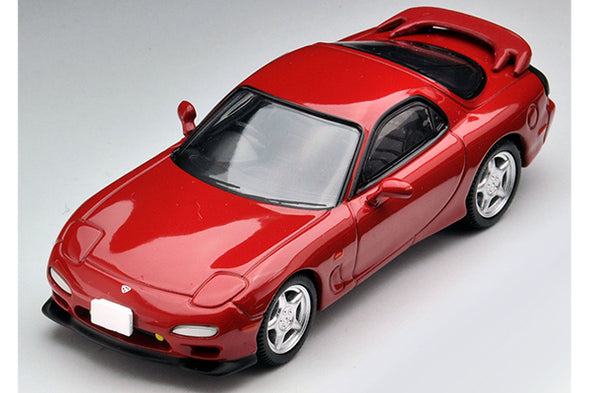 Tomica Limited Vintage Neo The Japanese car Era Vol. 13 1/64 1991 Mazda RX-7 FD3S (RED)