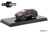 Oversteer 1/64 Toyota C-HR (2017) Dark Brown Mica Metallic - OS64014BR