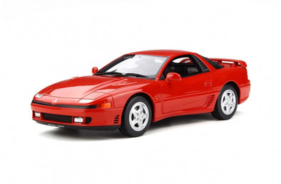 Otto Mobile 1/18 Mitsubishi GTO Twin Turbo - RED  - OT233