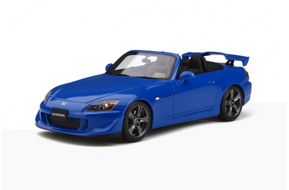 Otto Mobile 1/18 THonda S2000 Type S - Apex Blue Pearl - OT312