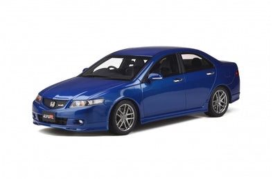 Otto Mobile 1/18 Honda Accord EURO R (CL7) - Arctic Blue Pearl - OT340