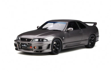 Otto Mobile 1/18 Nissan Skyline GT-R ''Grand Touring Car'' by Omori Factory (BCNR33) - OT758