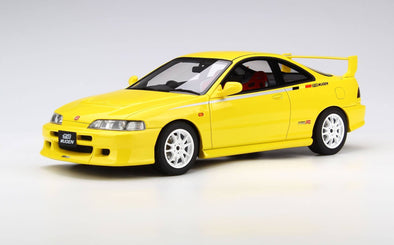Route Twisk (Otto Mobile) 1/18 Mugen Integra (DC2) TypeR (Yellow) - OT762