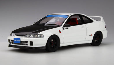 Route Twisk (Otto Mobile) 1/18 Honda Integra Type-R DC2 Spoon White - OT794