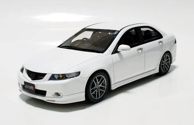 Route Twisk (Otto Mobile) 1/18 HONDA ACCORD EURO R (CL7) - White - OT835