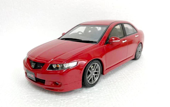 Route Twisk (Otto Mobile) 1/18 HONDA ACCORD EURO R (CL7) - Red - OT903