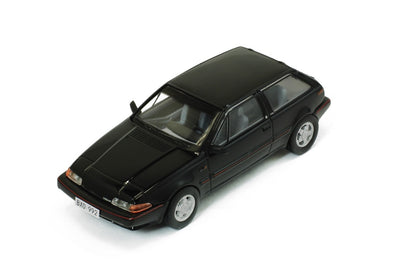 Premium X 1/43 VOLVO 480 Turbo 1987 Black PRD437
