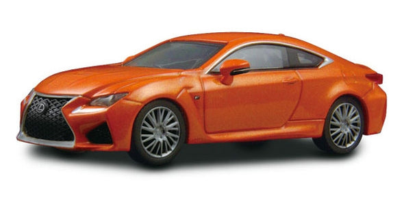 Kyosho 1/64 Lexus RC-F - ORANGE