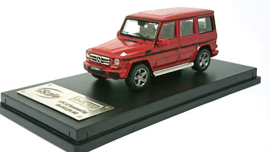 iScale 1/64 Mercedes Benz W463 G-Klasse (Red)