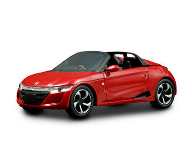 Kyosho 1/64 Honda S660 - Red