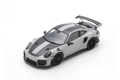 Spark 1/43 PORSCHE 911 GT2 RS WEISSACH PACKAGE 2018 - S7624