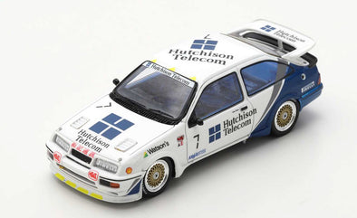 Spark 1/43 FORD SIERRA RS500 COSWORTH No.7 2nd Macau Guia Race 1989 Andy Rouse - SA193