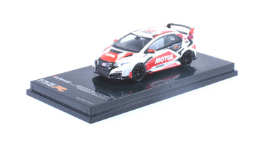 *Limited 2 PER PERSON - Tarmac Works Hobby64 Honda Civic Type R FK2 Motul (Special Edition) - T64-003-MT