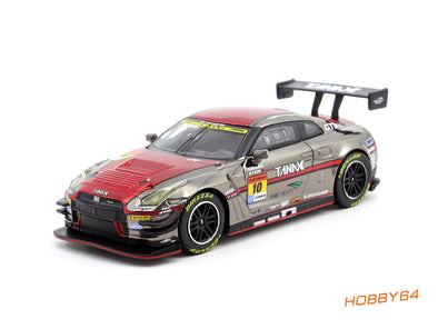 Tarmac Works HOBBY64 Nissan Nismo GT-R R35 GT3 Super GT GT300 2015 Champion - T64-005-15SGT