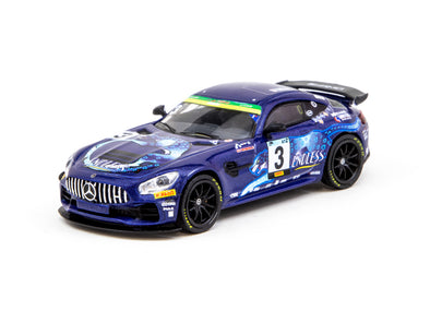 Tarmac Works HOBBY64 Mercedes-AMG GT4 Super Taikyu Series 2019 ST-Z Class Champion Endless Sports - T64-006-19ST03