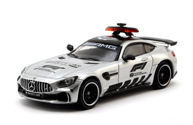 Tarmac Works HOBBY64 Mercedes-AMG GT R - Safety Car - T64-006-F1