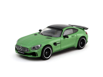 Tarmac Works HOBBY64 Mercedes-AMG GT-R Green Hell Magno - T64-006-GHM