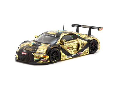 * Limit to ONE per person / adress* Tarmac Works Hobby64 Audi R8 LMS Blancpain GT Series Asia 2017 AAPE / Phoenix Racing Asia - T64-007-BGSA17B