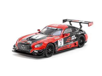 *Limit to TWO per person / address. Tarmac Works HOBBY64 Mercedes-AMG GT3 eRacing Grand Prix Hong Kong Special Edition