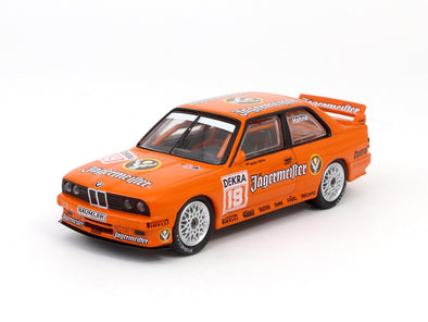 Tarmac Works HOBBY64 1/64 BMW M3 E30 DTM DTM 1992 - Hahne - T64-009-JAG