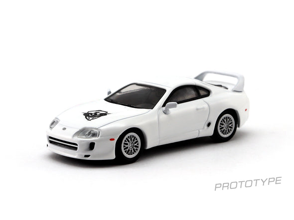 Tarmac Works HOBBY64 Toyota Supra FOR PAUL / ROWW - T64-011-PAUL