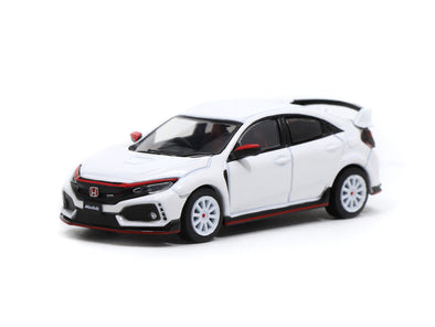 Tarmac Works HOBBY64 Honda Civic Type R FK8 Modulo Version T64-014-MOD
