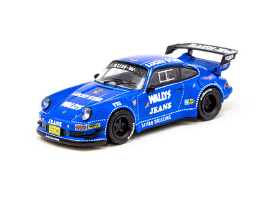 Tarmac Works Hobby64 RWB 930 Wally's Jeans - T64-015-WJ
