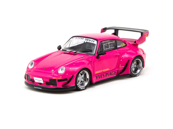 Tarmac Works Hobby64 RWB 993 Yves Piaget (China Special Edition) - T64-017-YP