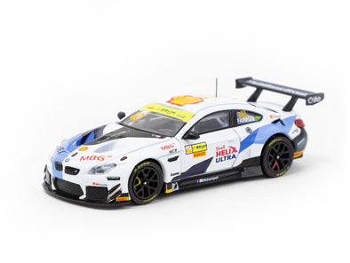 Tarmac Works HOBBY64 BMW M6 GT3 Macau GT Cup - FIA GT World Cup 2019 Augusto Farfus  T64-020-19MGP42