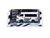 Tarmac Works Hobby64 Toyota Hiace Widebody White - T64-038-WH