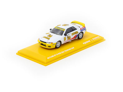 Tarmac Works x Kyosho 1/64 Nissan Skyline GT-R R32 South East Asia Touring Car Championship 1992 - T64K-001-92SEA