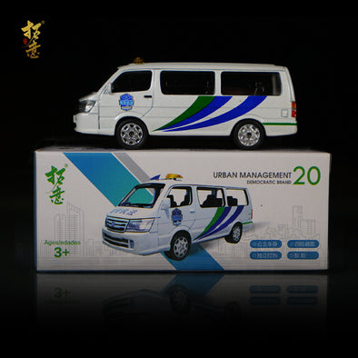 拓意 XCARTOYS No.20 1/64 die-cast model car - JBC 金杯海獅 - China Urban Management