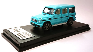 iScale 1/64 Mercedes Benz W463 G-Klasse (Tiffany Blue)