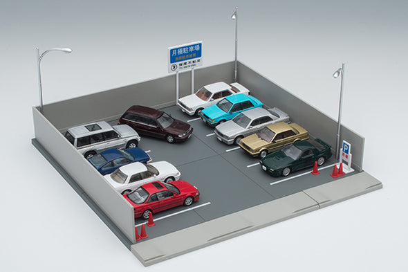 Tomica Limited Vintage Neo 1/64 Tomicarama Vintage 03b Monthly Parking Lot