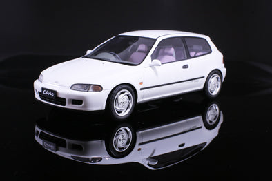 Tarmac Works 1/18 Honda Civic SiR II (EG6) - White