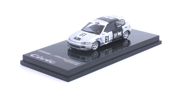 Tarmac Works Hobby64 Honda Civic EG6 Gr.N TAKE ONE - Wave 5 - T12-TO