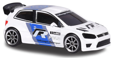 Majorette VW Polo R White