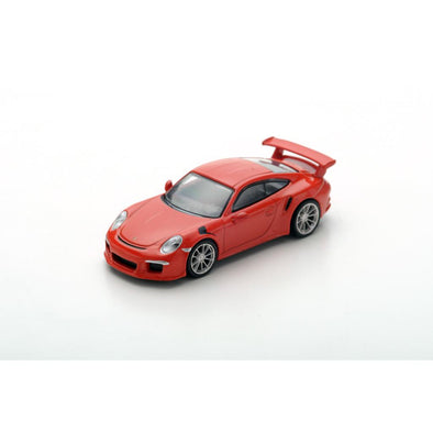 Spark 1/64 Porsche 911 GT3 RS 2016 Lava Orange - Y071