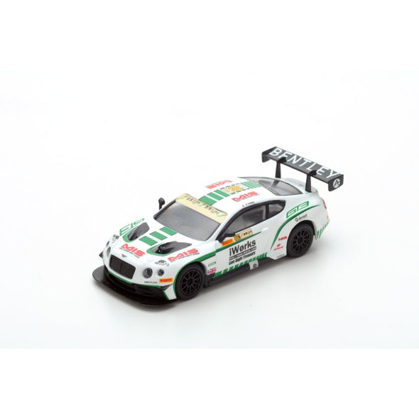 Spark 1/64 BENTLEY Continental GT3 N°88 Macau GP FIA GT World Cup 2015 - Y103