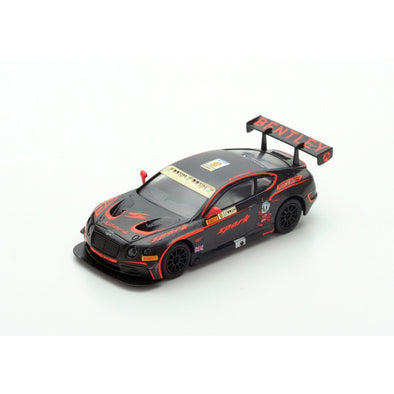 Spark 1/64 BENTLEY Continental GT3 N°8 Macau GP FIA GT World Cup 2015 - Y104