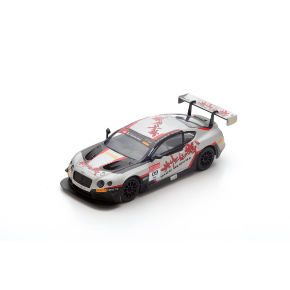 Spark 1/64 BENTLEY Continental GT3 N°09 China GT Championship 2017-  - Y106