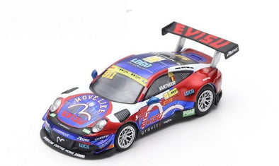 Spark 1/64 Porsche 911 GT3 No.911 Craft Bamboo Racing FIA GT World Cup Macau 2017 Laurens Vanthoor - Y161