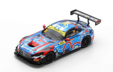 Spark 1/64 MERCEDES-AMG GT3 NO.88 MERCEDES-AMG TEAM CRAFT-BAMBOO RACING FIA GT WORLD CUP MACAU 2019 ALESSIO PICARIELLO - Y170