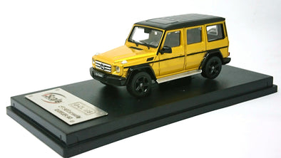 iScale 1/64 Mercedes Benz W463 G-Klasse (Yellow)