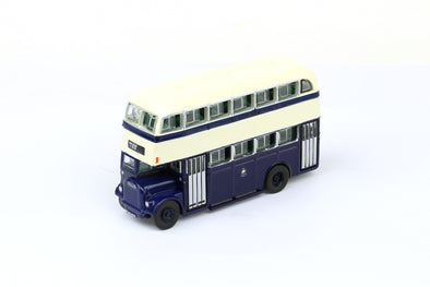 Tiny City 73 die-cast model car - Daimler A Police Training Bus 皇家警察訓練巴士