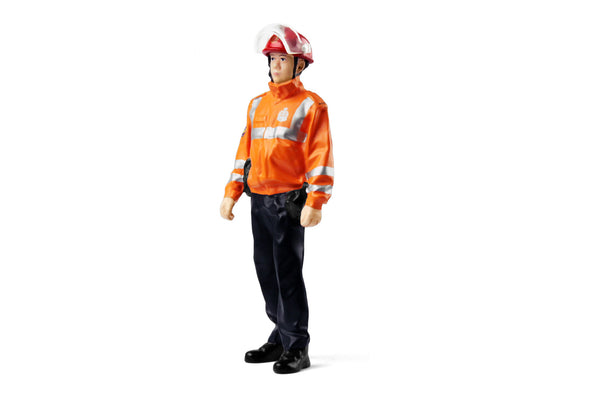 Tiny 1/18 Resin Figure -  Ambulanceman (Male) 救護員 (男) -   ATRF18006